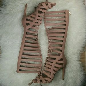 Vince Camuto Tall Gladiator Heel Shoes